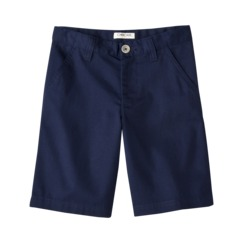 uniform navy shorts
