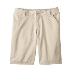 Uniform shorts khaki