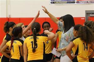 Volleyball Teamwork