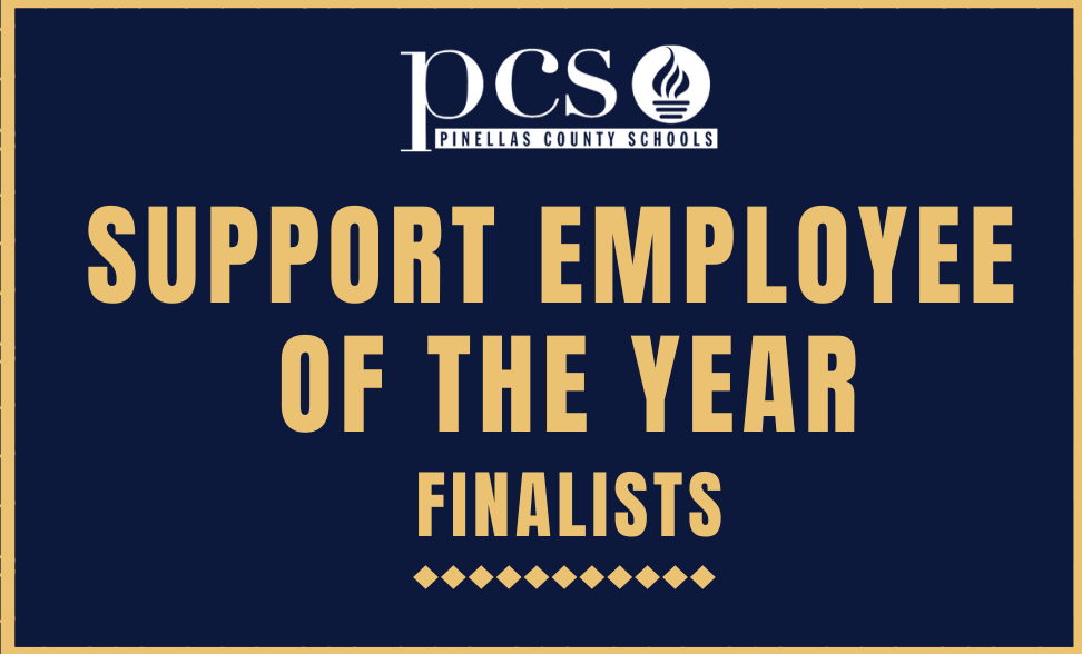 Support Employee of the Year finalists