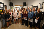 More than 80 student artworks on display at the Morean Arts Center
