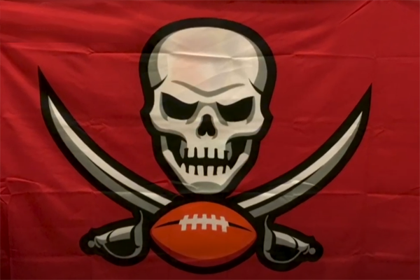 Jamerson Elementary music students salute the Tampa Bay Buccaneers