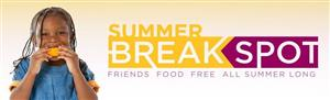 Summer Break Spot- Friends Food Free All Summer Long