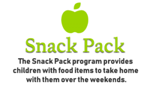 Pack a snack program logo