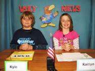 WSKY Student Announcers