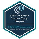 STEM Innovation Summer Camp Logo