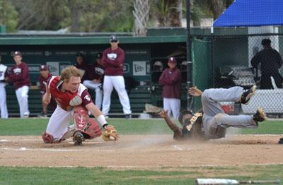 Baseball aims for postseason fences