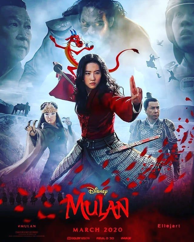 Why Disney's Mulan remake doesn't live up to expectations