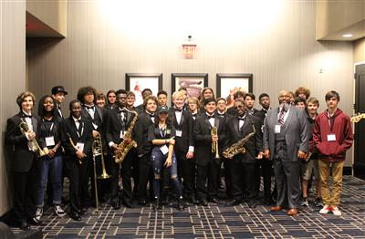 Jazz band travels to New Orleans