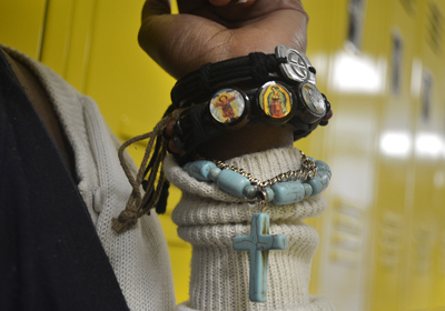 Religious jewelry: expressing faith or being trendy?