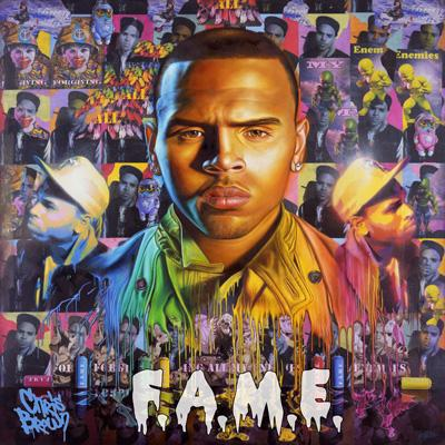 Chris Brown polishes reputation with 'F.A.M.E'