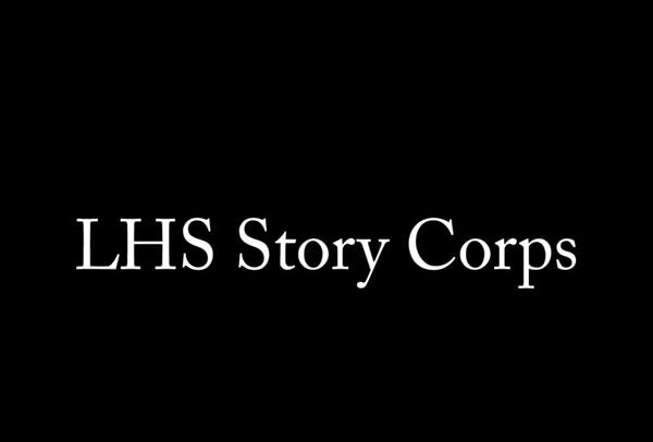LHS Story Corps: Sasha Taylor and parents
