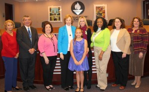 news archives detail page camila olivero a student at orange grove elementary was d the elementary school winner of hispanic heritage month essay contest