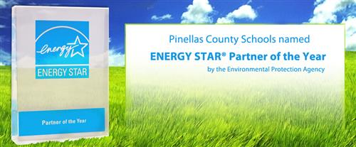 District named Energy Star Partner of the Year by the EPA.
