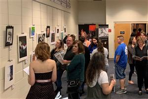 Pinellas Art Region Scholastic Art exhibit