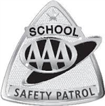safety Patrol Pin