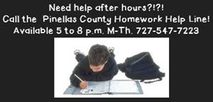 Homework Helpline 727.542.7223