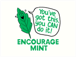 Encourage Mint funny pic