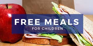 PCS Free Meal Distribution begins Thursday October 29