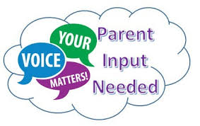 Please take our parent survey. Your feedback is appreciated!