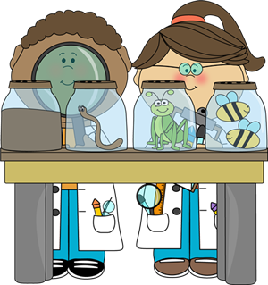 Science Fari Clipart