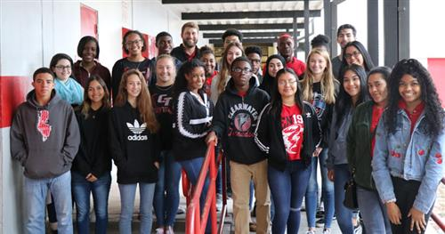2019 Clearwater High Civil Rights group