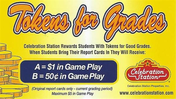 Tokens for Grades