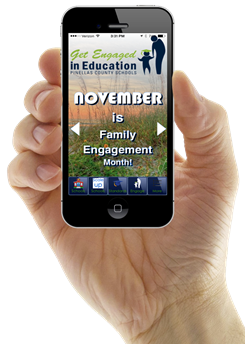 PCS Family Engagement Mobile APP