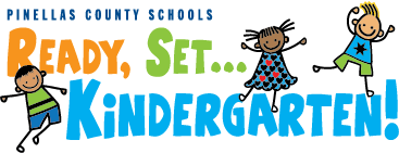 Ready, Set...Kindergarten logo