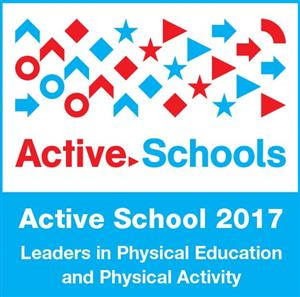 Active Schools National Award Winner
