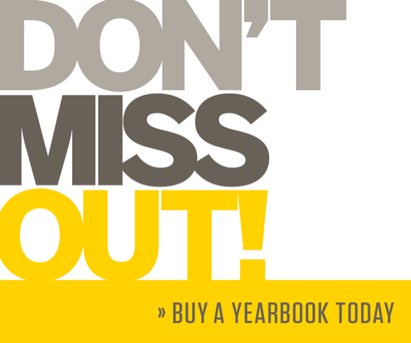 This is a HISTORIC year!  Order your YEARBOOK!!!