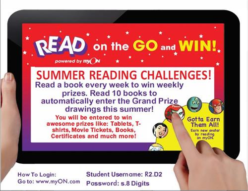 What S Happening At Lealman Summer Reading