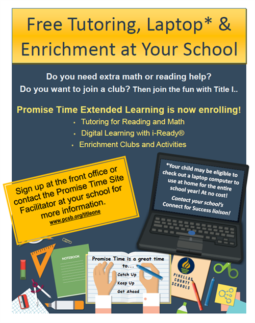 Promise Time Extended Learning Program