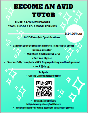 Become an AVID Tutor