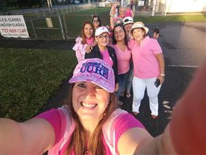 Walk for the cure