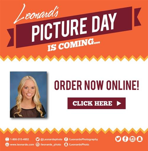 School Pictures - online orders