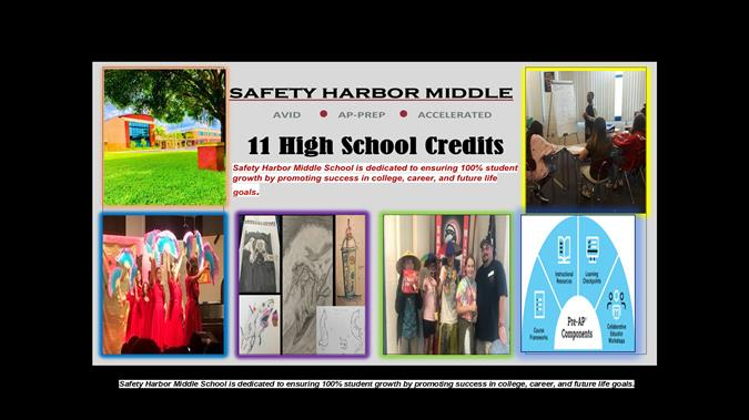 11 High School Credits