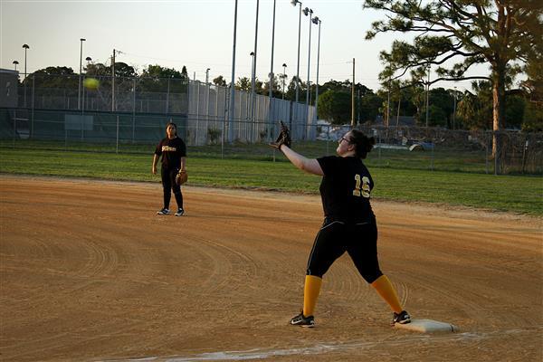 Slideshows / Softball Senior Night vs Booker