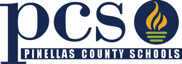 Pinellas County Schools Footer Logo
