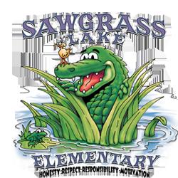 Logo Sawgrass Lake Elementary School