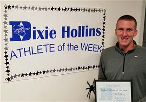 Maxwell Price--Athlete of the Week!