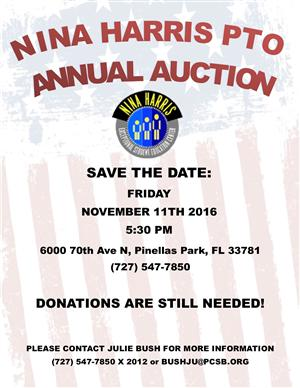 PTO Auction