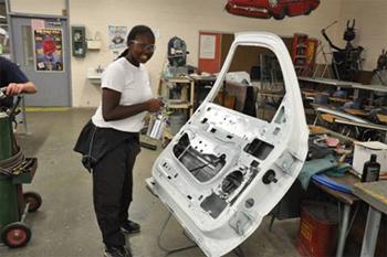automotive insurance adjuster