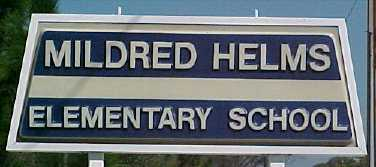 Mildred Helms School