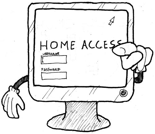 Home access